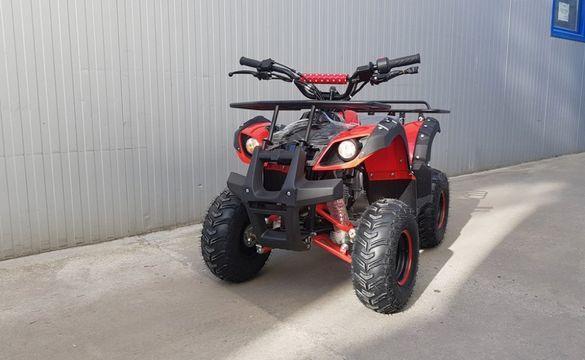 Бензиново ATV 125CC 7`` гуми LONCIN двигател Ново АТВ