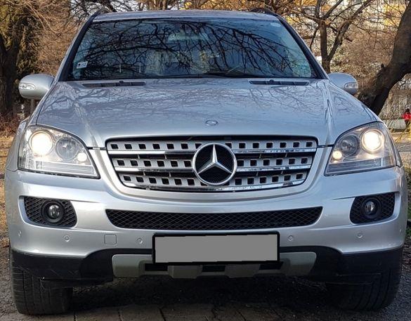 Mercedes ML320 Airmatic Регистриран
