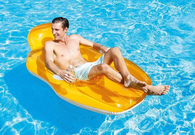 Saltea piscina Gonflabila Tip Fotoliu 163×104 Cm Intex