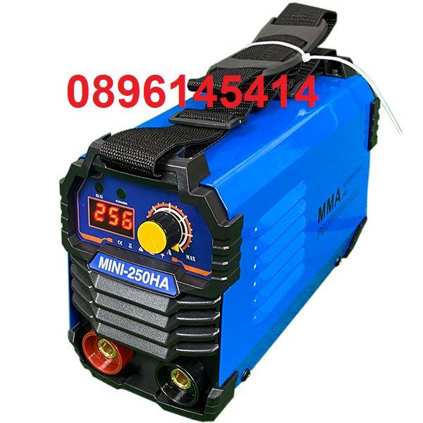 Инверторен електрожен с подсилени транзистори - MAX НА 250А