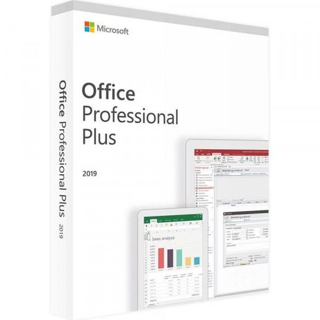 Microsoft Office 2019 Professional Complet . Valabil nelimitat 99 Lei