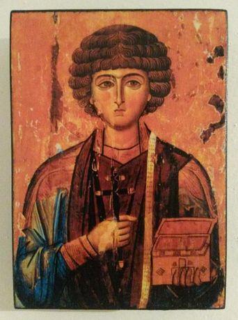 ИКОНИ НА СВЕТЦИ -4-та част- 8 лв. /р-р 11х8х1,8см/ iconi na svetci