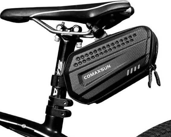 Geanta sa bicicleta rezistenta la apa tinuta solida multi compartiment