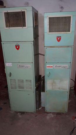 Generator aer cald/ centrala pe motorina ulei ars/Soba
