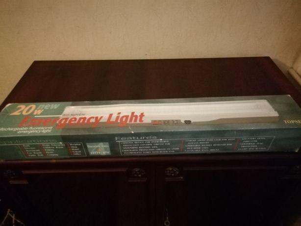 Lampă fluorescenta 20w cu acumulator