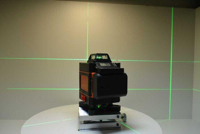 New auto Nivela unda verde kkamoon 16 lini 4D 30M cu detector, miez Ge