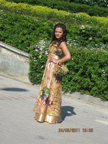 Абитуриентска рокля/Официална рокля