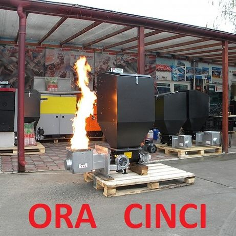 Arzator centrala termica peleti 30 Kw