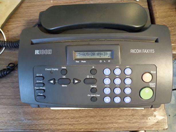 Telefon fax Ricoh Fax 115