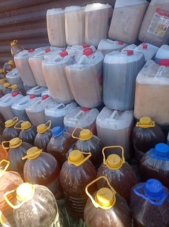 Продам тработки растительного и фритюрного масла