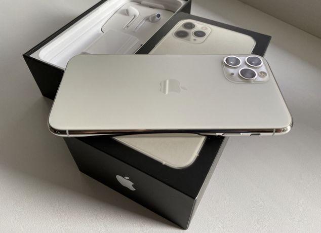 В РАССРОЧКУ Apple iPhone 11 Pro Max 64GB Silver серябристый цвет