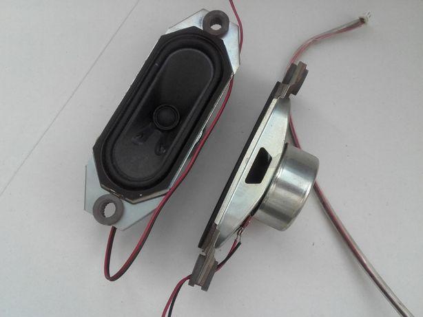 Difuzoare ovale cu cablu si conector placa 5w/16ohm