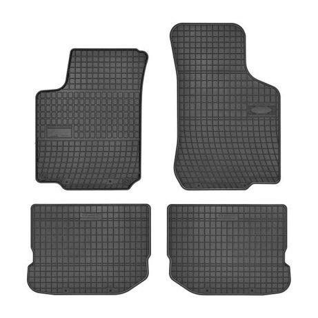 Seat Leon 1 / Гумени стелки за Сеат Леон 1 от 99 до 05