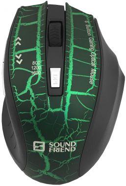 Mouse optic, fara fir - SF-9196 - Sound Friend