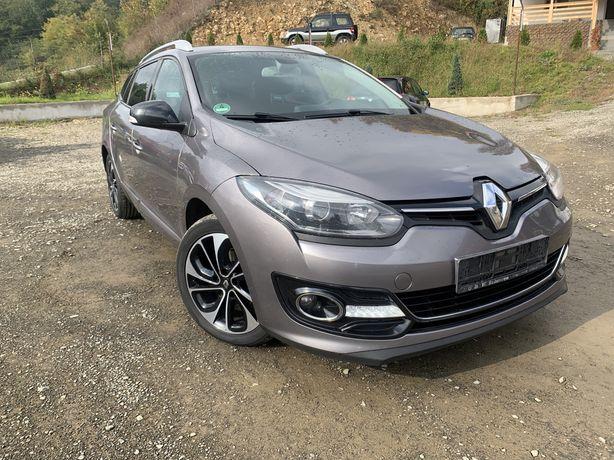 Renault Megane bosse 1.6 diesel an fab 2014