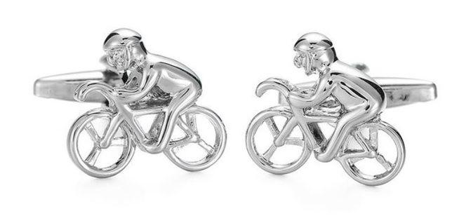 Butoni camasa barbati - bicicleta / moto - cadou