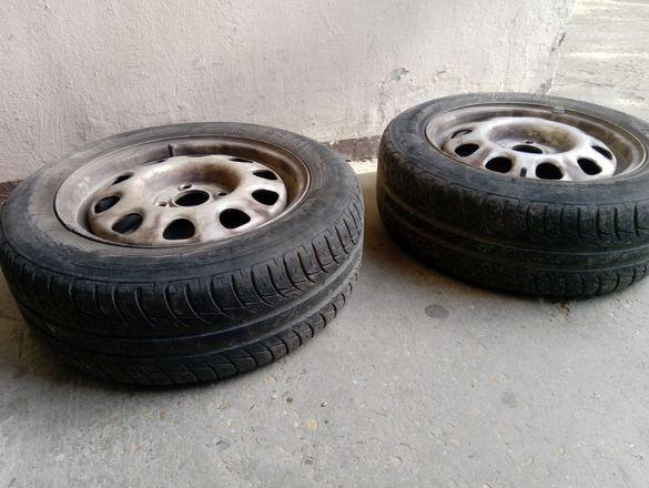 Джанти с гуми за Сеат Кордоба или други - 185/60 R14