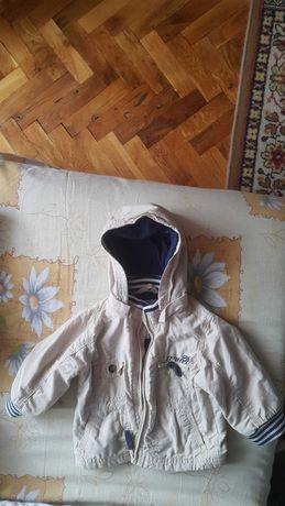 Бебешко пролетно/есенно яке