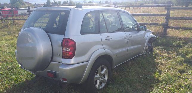 Toyota Rav 4 2.0 diesel