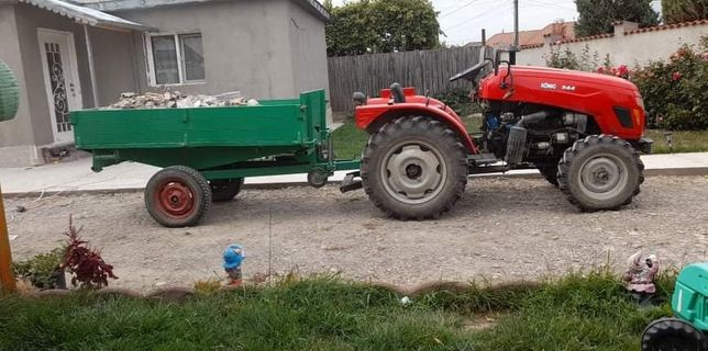 Tractor 25 cp    .