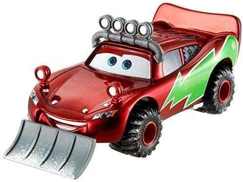 Disney cars Fulger McQueen de Craciun