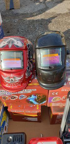 Соларни маски за електрожен