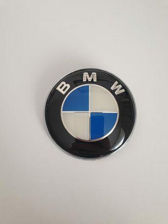 Emblema BMW capota/portbagaj/haion  74/78/82mm