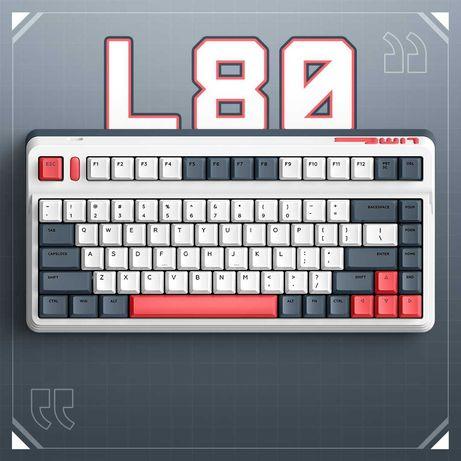 Кастомная механическая клавиатура IQUNIX L80 Formula Typing