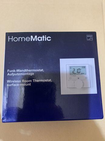 Termostat de camera Wireless Fara fir Home Matic eQ-3 Umiditate