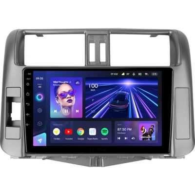 Магнитола на андройде Teyes CC3 на Toyota Prado 150