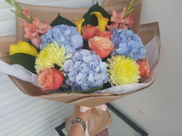 Цветы и букеты с доставкой
