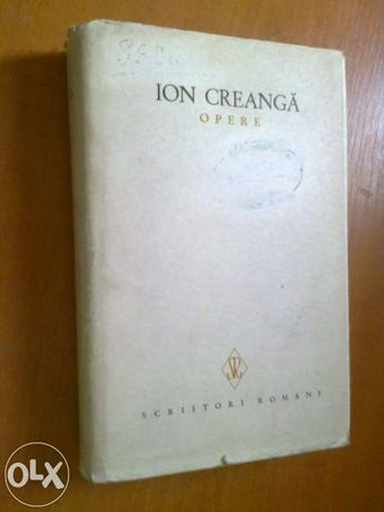 Ion creanga - opere 2 (editie ingrijita de iorgu iordan)