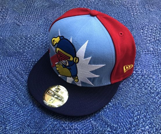 ОРИГИНАЛ New Era 59fifty Tokidoki Marvel Cyclops Snapback 7 1/2 (59,6)