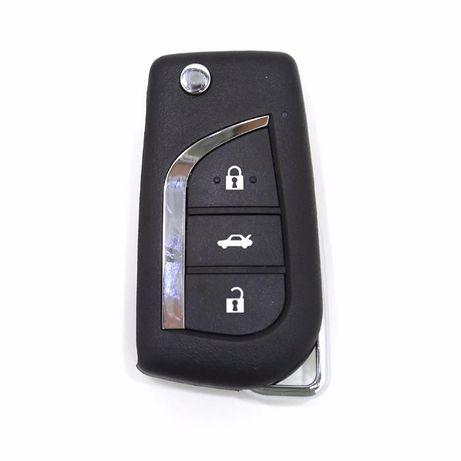 Ключ дистанционно с електроника TOYOTA