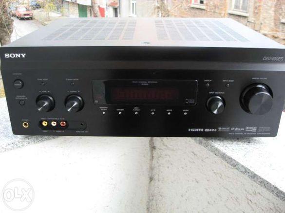 Sony Str-da2400es Hdmi