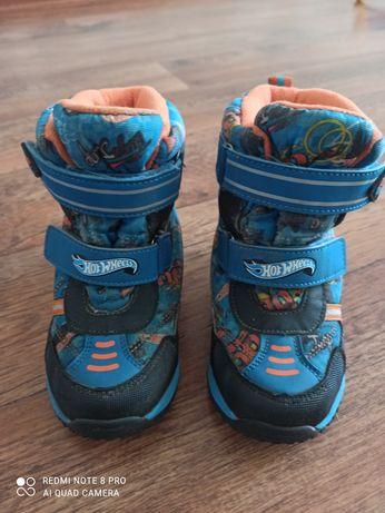 Теплая Зимняя обувь 26размер