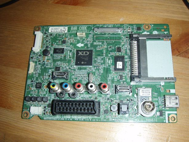 Placa de baza TV LED LG 32 NC4.0/LD36B EAX64891403(1.0)