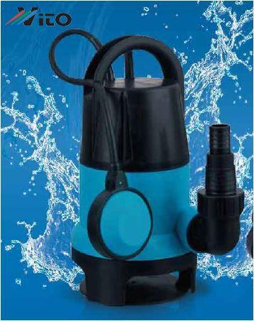 900W Потопяема Помпа VITO за изпомпване на мръсни и чисти води