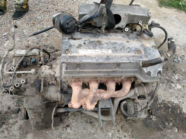 Двигатель с коробкой автомат на мерс винто