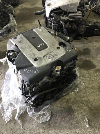 Контрактный двигатель VQ25HR на Infiniti G25 V36 обьемом 2.5 литра