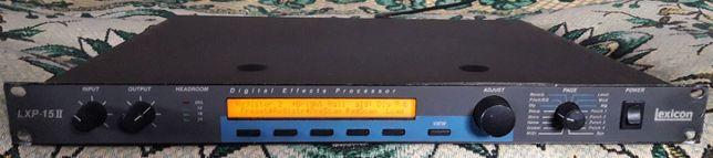 Ревербератор Lexicon LXP-15 II (Процессор эффектов) Made in USA