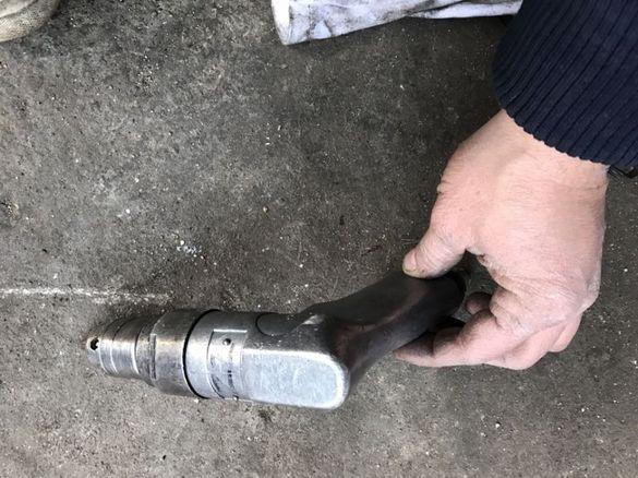 Пневматична бормашина Chicago pneumatic