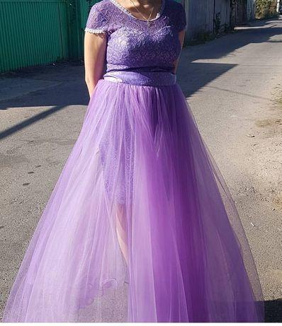 Продам платье с отстегивающейся юбкой