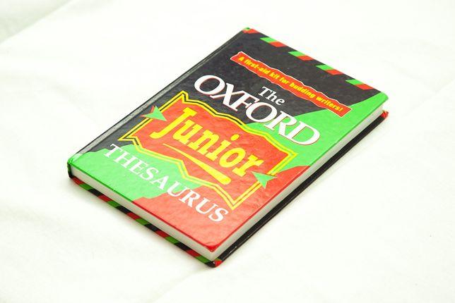 The oxford junior thesaurus - dictionar englez tezaur pentru uz scolar