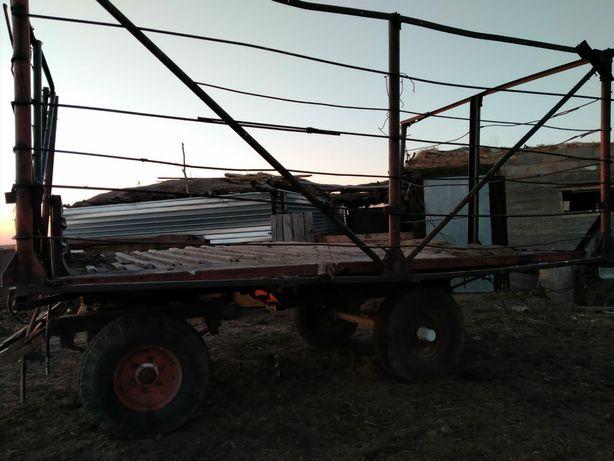 Телешка 4 тонна самасвал