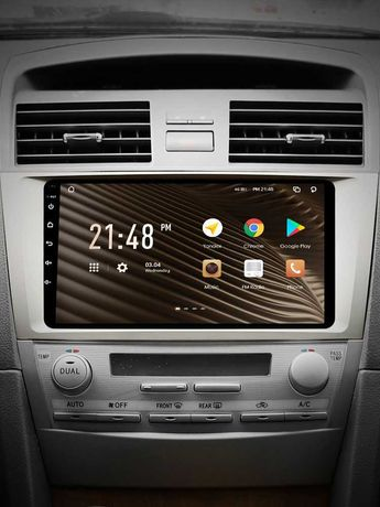Автомагнитола Teyes Toyota Camry 40,45 Android