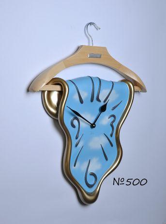 Дизайнерски стенни часовници ръчно изработени в Италия
