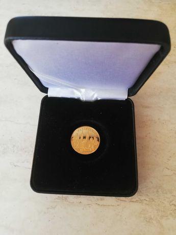 Колекционерска златна монета 23,65 К