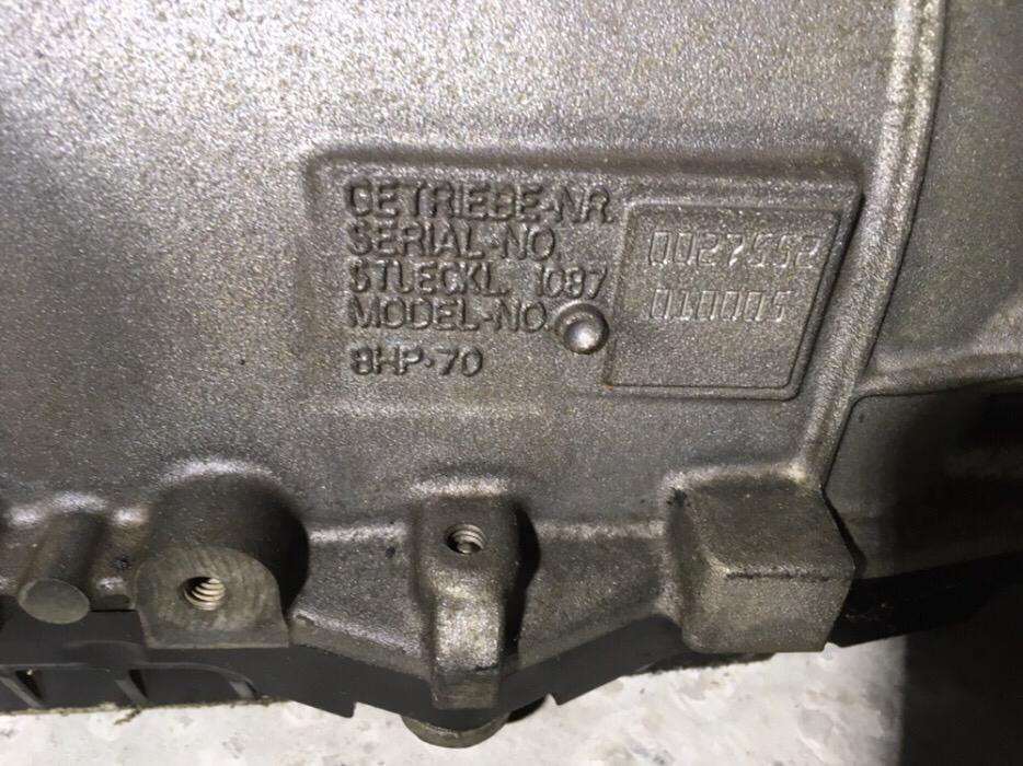 Cutie viteze automata f10 motor 3.0d cod 8HP70 Simnicu de Sus - imagine 1