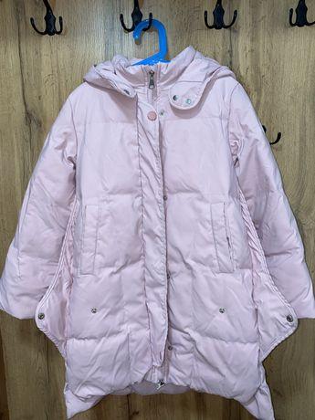 Куртка демисезонная ОСЕНЬ-ЗИМА  на рост  130 см
